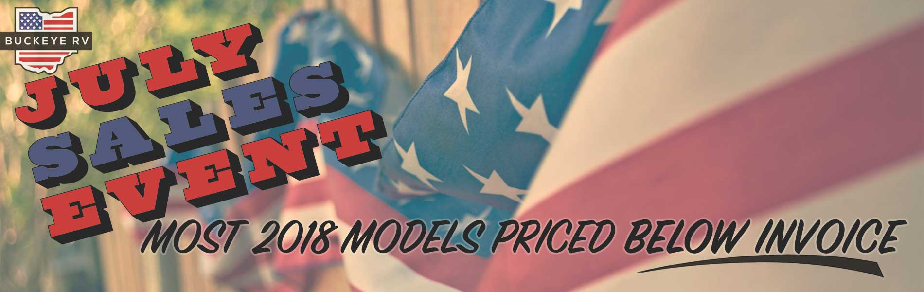 Most 2018 Model RVs For Sale Below Invoice