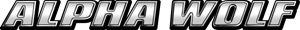 Alpha Wolf Logo